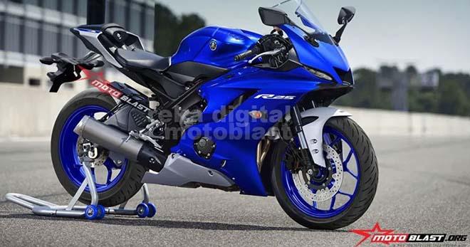 Yamaha YZF-R3 hoàn toàn mới lộ diện: Lột xác hoàn toàn - 1
