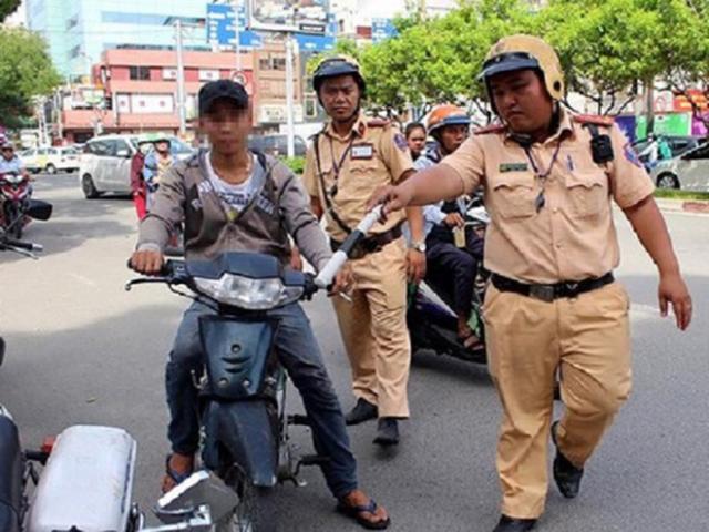Cục CSGT cảnh báo tội phạm lừa đảo nộp phạt vi phạm giao thông