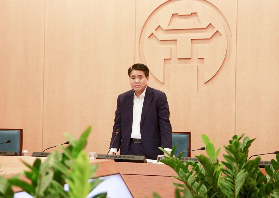 Chủ tịch TP Hà Nội thông tin kết quả xét nghiệm nhiều người liên quan đến BV Bạch Mai - 1