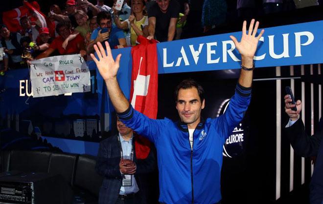 Federer gặp rắc rối mới: Dễ bị phạt nặng nếu bỏ Roland Garros - 1