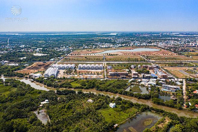 Ưu đãi 0% lãi suất cho khách hàng sở hữu BĐS tại Đông Tăng Long – An Lộc - 1