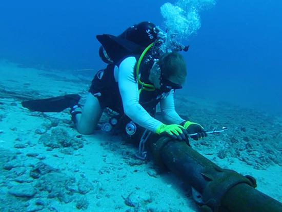 Trước 22/4, cáp quang biển AAG sẽ được sửa xong - 1