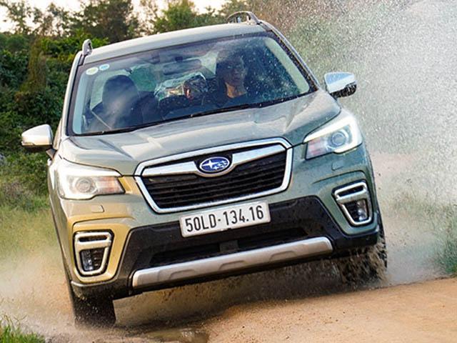 Bảng giá xe Subaru tháng 4/2020 cập nhật mới nhất
