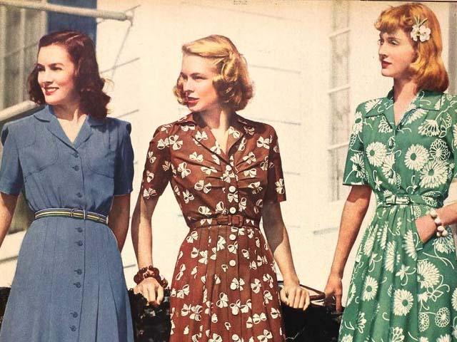 Giới trẻ mê mẩn trang phục từ thời cha mẹ, cũ nhưng không hề lỗi mốt