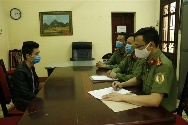 Nam thanh niên Trung Quốc vượt biên sang Việt Nam thăm người yêu trong dịch Covid-19 - 1