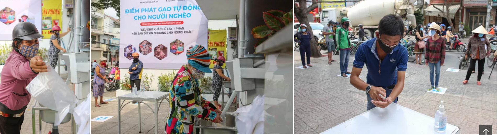 """[eMagazine] """"Bí mật"""" của Hoàng Tuấn Anh - ông chủ """"ATM gạo"""" từ thiện đình đám - 2"""
