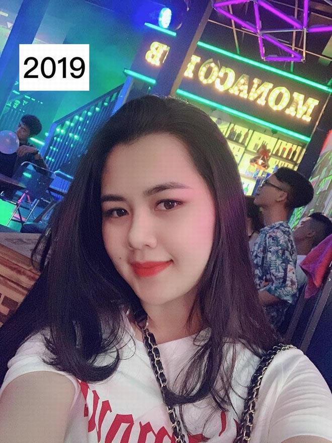 """Nhan sắc 10 năm ngày càng """"thăng hạng"""" của bà xã Quế Ngọc Hải - 11"""