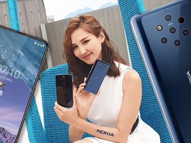 Nokia 9.3 PureView 5G sẽ sở hữu camera penta lên đến 108 MP
