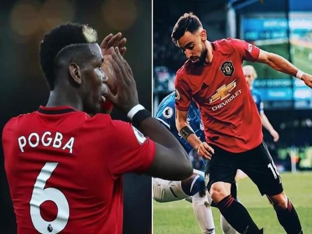 """Ighalo nói câu """"10 điểm"""" về Pogba - Bruno, fan MU ủng hộ mua đứt - 1"""