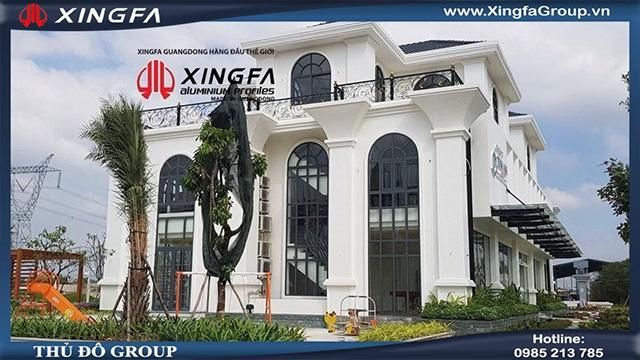 Thủ Đô Group – Nhà máy sản xuất cửa nhôm Xingfa quy chuẩn chất lượng quốc tế ISO 9001:2008 - 1