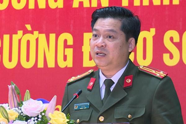 Giám đốc Công an Thái Bình: Sẽ giải tỏa dư luận có ai đứng sau, bao che cho Đường Nhuệ hay không - 1