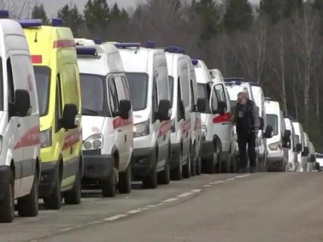 Nga: Số ca nhiễm mới tiếp tục tăng kỷ lục, tổng số người nhiễm gần 28.000