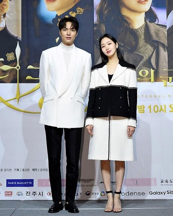 """Lee Min Ho xuất hiện bảnh bao vẫn bị dân mạng """"dìm hàng"""" không thương tiếc - 1"""