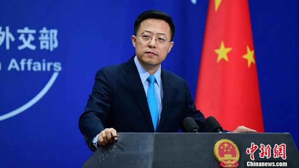 TQ lên tiếng việc Mỹ điều tra mối liên hệ giữa SARS-CoV-2 và phòng thí nghiệm Vũ Hán - 1