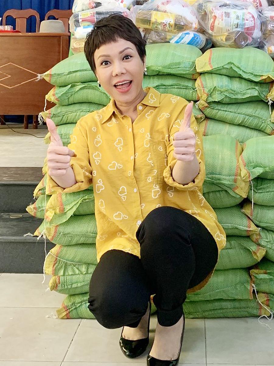 Danh hài bị nhận nhầm là bà xã Hoài Linh khiến nghìn người xúc động vì hành động này - 1