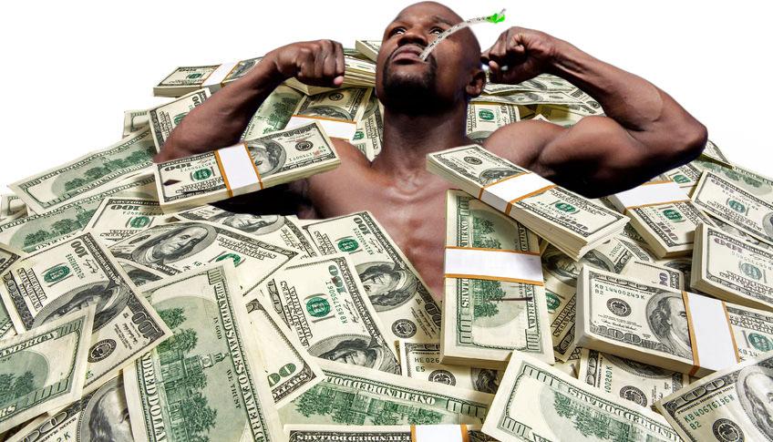 """Tỷ phú USD - Mayweather cực giàu: """"Ông trùm"""" boxing """"khủng"""" cỡ nào? - 3"""