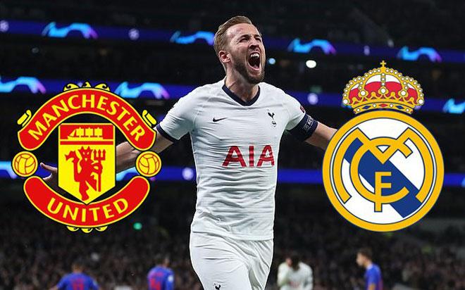 Tottenham không đồng ý bán Harry Kane cho MU, Real hý hửng - 1