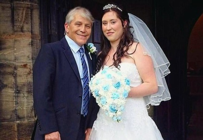 """""""Cặp đôi ông - cháu"""" chênh lệch 39 tuổi sống hạnh phúc sau 4 năm tổ chức đám cưới - 1"""