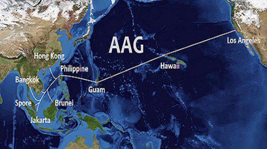 AAG đã được sửa xong, Internet Việt Nam đi quốc tế trở lại bình thường - 1