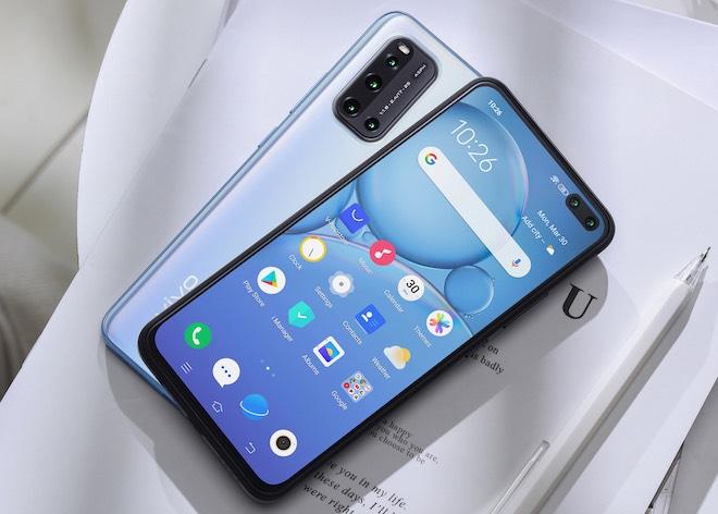 """Dòng smartphone vivo V19 """"siêu chụp đêm"""" chính thức ra mắt - 1"""