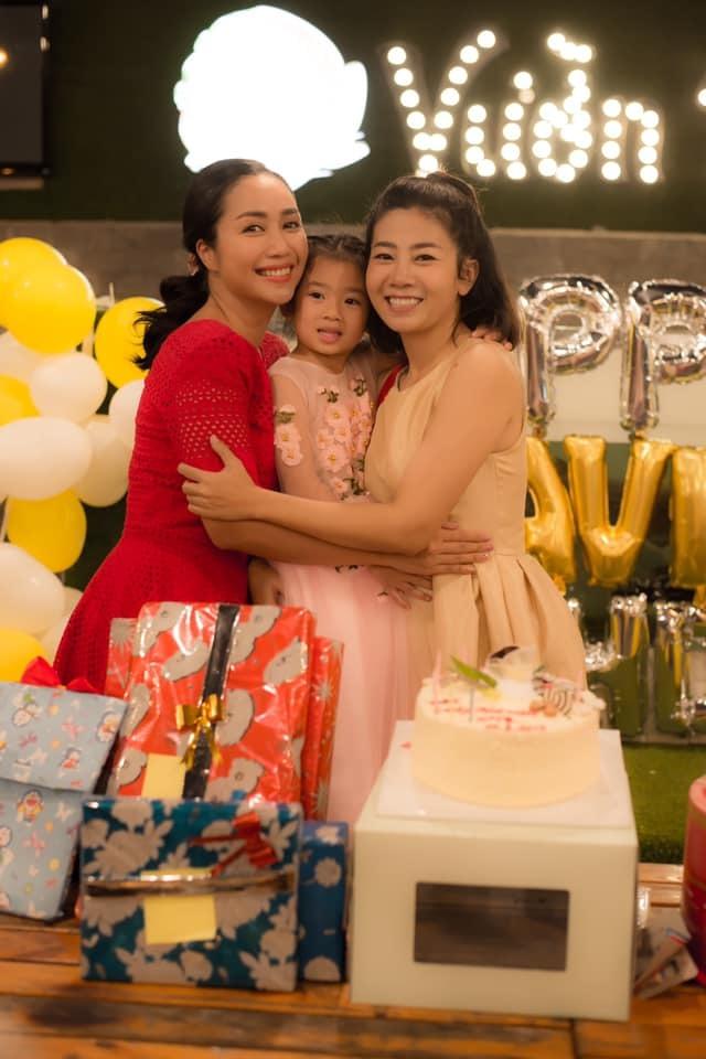 Ốc Thanh Vân lên tiếng khi bị thắc mắc về con gái của Mai Phương - 1