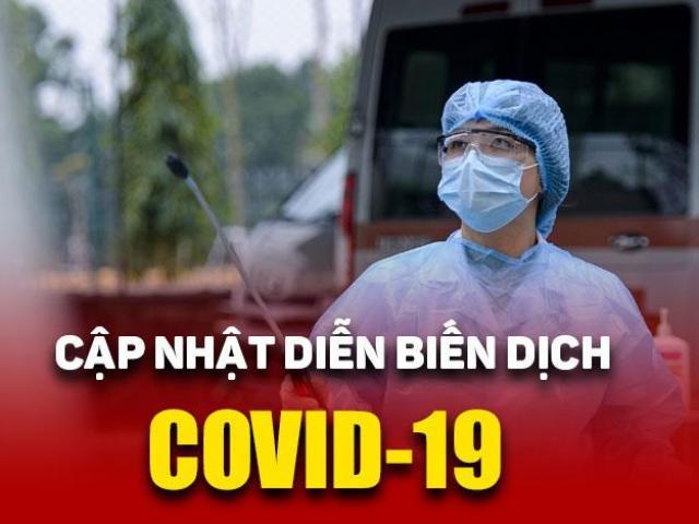 """Dịch Covid-19 tối 22/4: Việt Nam không còn tỉnh thành thuộc nhóm """"nguy cơ cao"""""""