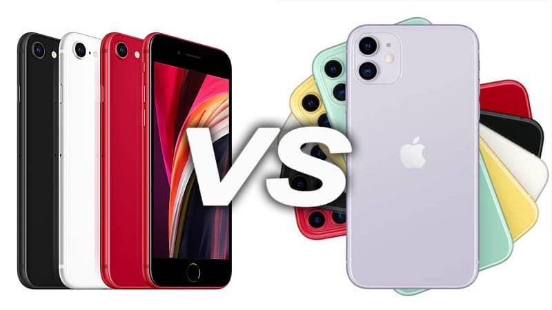 iPhone SE 2020 vs iPhone 11: Liệu có đáng mua khi mạnh ngang bằng và giá rẻ bằng nửa? - 1