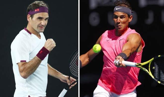 Bí mật siêu sao: Federer chất vấn về cái tay trái kỳ ảo của Nadal - 1