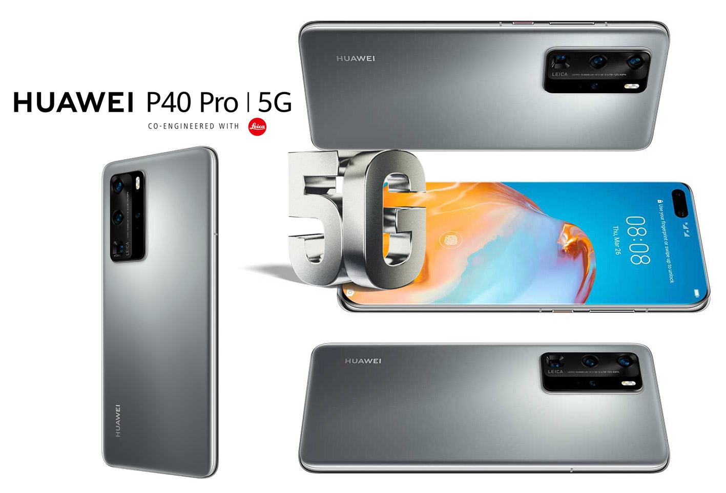 Huawei P40 Pro: Siêu phẩm camera phone đón đầu kỷ nguyên 5G - 4