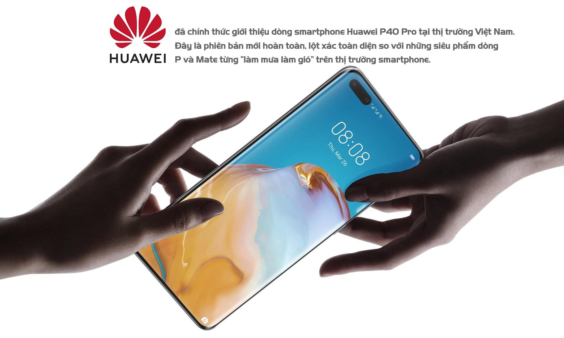 Huawei P40 Pro: Siêu phẩm camera phone đón đầu kỷ nguyên 5G - 2