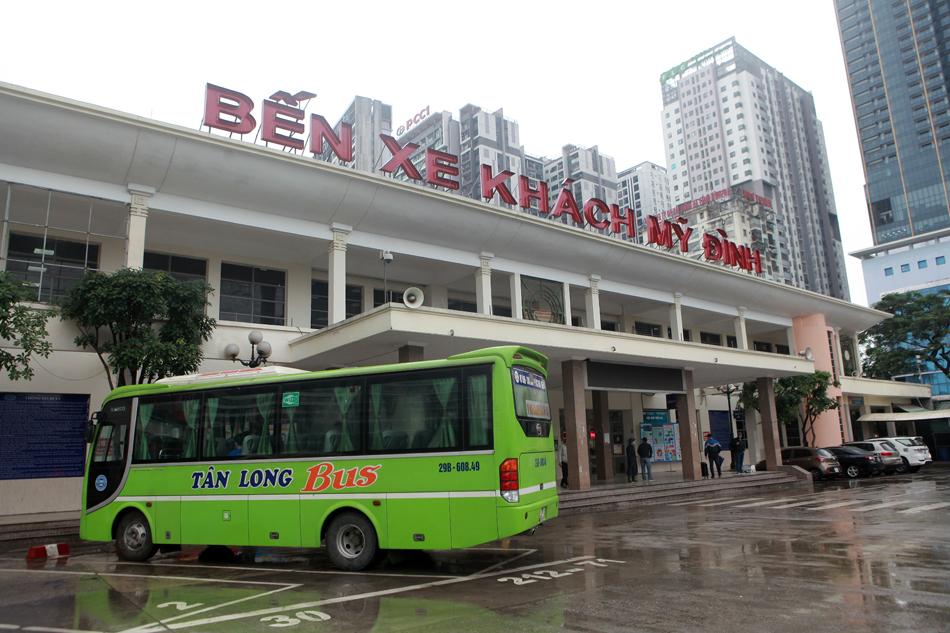 Những tuyến xe khách liên tỉnh nào đã được hoạt động ở Hà Nội? - 1