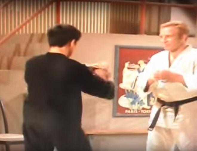 Lý Tiểu Long từng bái sư một người Mỹ, cao thủ MMA khét tiếng - 1