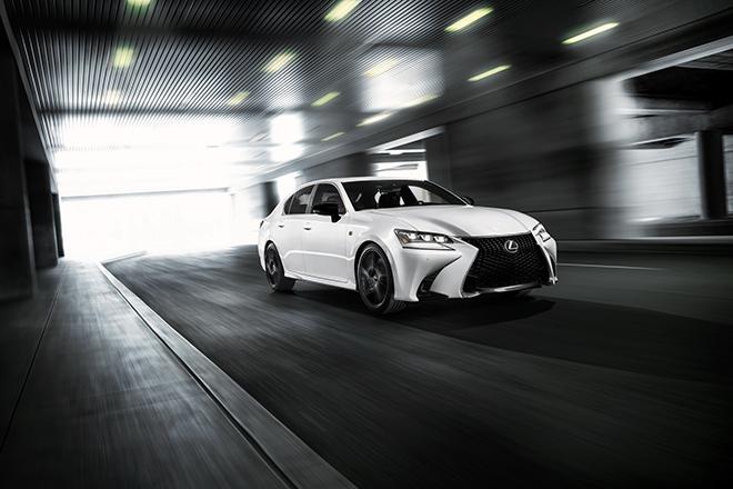 Lexus ra mắt GS Black Line 2020 cạnh tranh với BMW 5-Series và E-Class - 1
