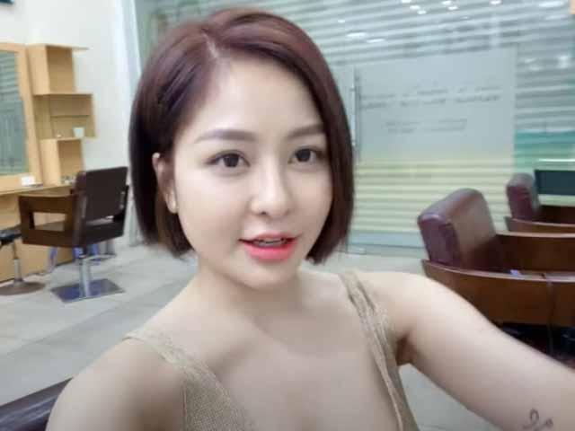 Đời sống Showbiz - Hot girl Trâm Anh thay đổi diện mạo, bất ngờ đòi tuyển người yêu mới