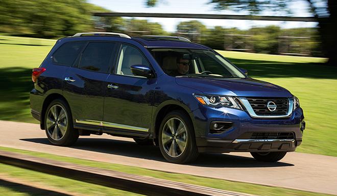 Nissan Pathfinder rục rịch cho màn trở lại, hứa hẹn lợi hại hơn xưa - 1