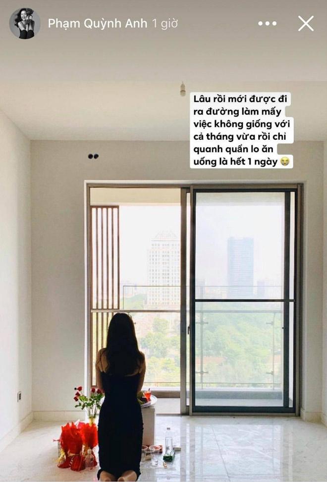 Phạm Quỳnh Anh hậu ly hôn: Tậu xế hộp, nhà sang, ngày càng quyến rũ - 1