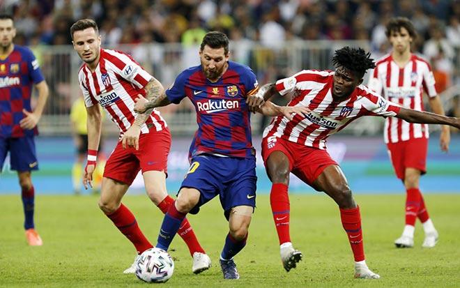 Barca & Atletico khốn đốn vì đại dịch, Real có bí quyết sống khỏe - 1