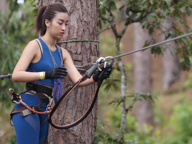 Hoa hậu Phú Yên mắc phải lỗi thời trang tai hại mà Mỹ Linh từng gặp trên sóng VTV