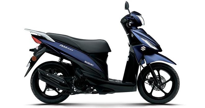 2020 Suzuki Address cập nhật phiên bản mới, giá 26 triệu đồng - 1