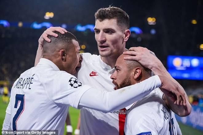 Ligue 1 bị hủy: PSG rảnh chân đá Cúp C1, Neymar - Mbappe quyết vô địch - 1