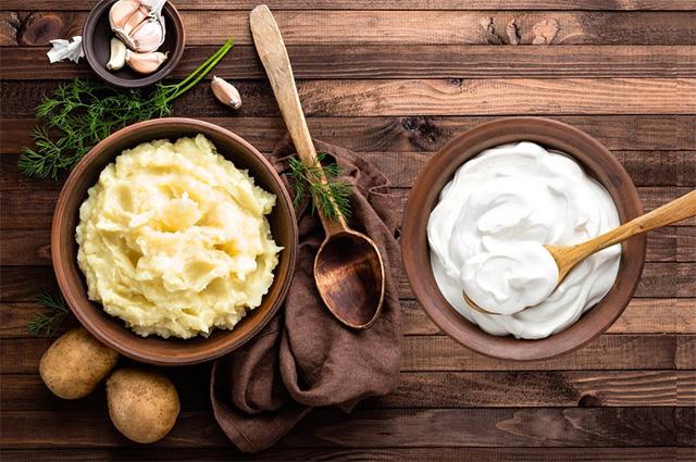 10 cách làm mặt nạ khoai tây giúp trị mụn, nám và dưỡng da trắng sáng hiệu quả - 2