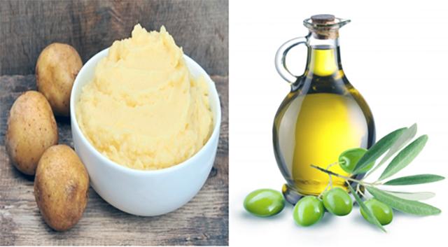 10 cách làm mặt nạ khoai tây giúp trị mụn, nám và dưỡng da trắng sáng hiệu quả - 10
