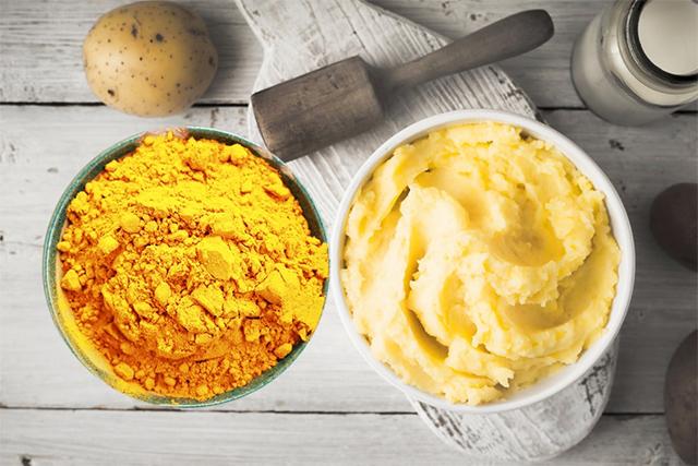 10 cách làm mặt nạ khoai tây giúp trị mụn, nám và dưỡng da trắng sáng hiệu quả - 9