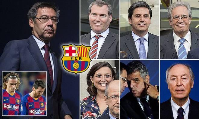 """Cuộc chiến vương quyền ở Barca: """"Ông trùm"""" quyết giữ ghế, cậy nhờ Dybala - 1"""