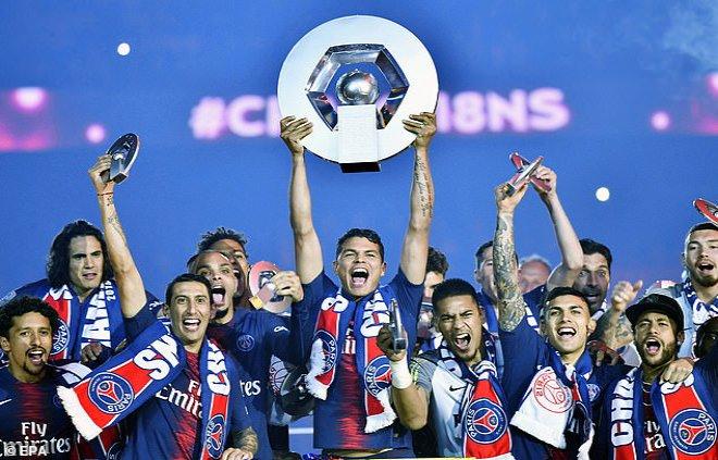 Nóng: PSG được trao luôn chức vô địch Ligue 1, ngoại hạng Anh có học tập? - 1