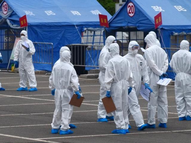 Tuyên bố của tình báo Mỹ về nguồn gốc virus SARS-CoV-2 ở Trung Quốc