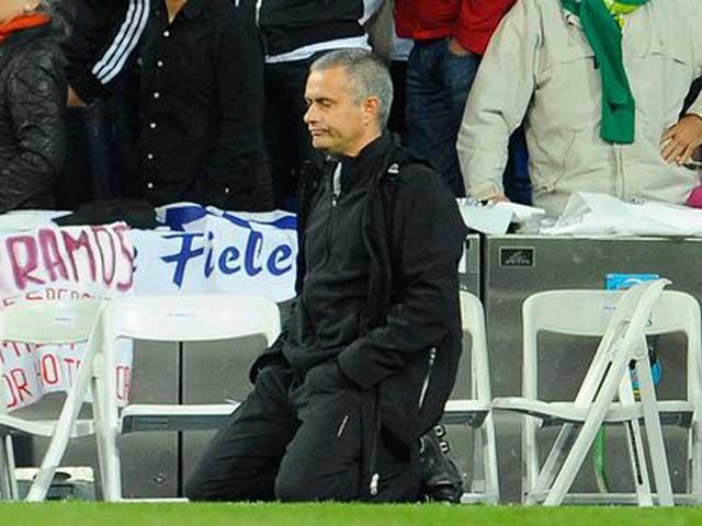 """""""Tội đồ"""" Ronaldo góp phần khiến Mourinho bật khóc lần duy nhất khi nào? - 1"""