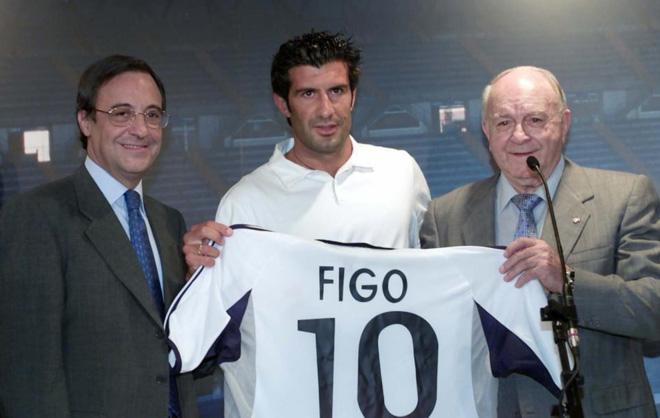 Thâm cung bí sử: Figo giải thích vì sao bỏ Barcelona sang Real Madrid - 1