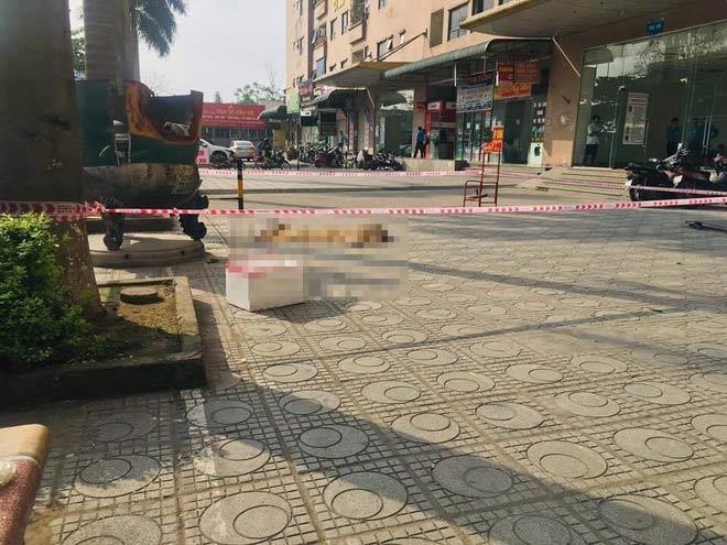 Nam thanh niên tử vong bất thường ở khu đô thị Đại Thanh, Hà Nội - 1