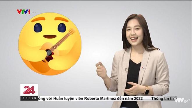 Nữ MC mới toanh của VTV khiến dân tình xôn xao vì nhan sắc xinh như mộng - 1